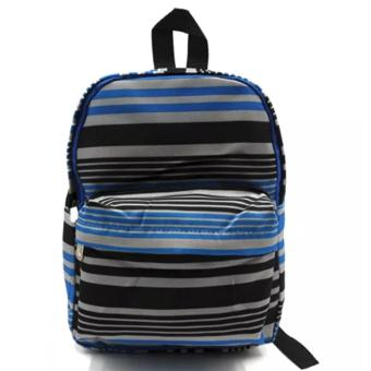 Harga Everyday Deal Armstrong Backpack Stripe Design (Multicolor)