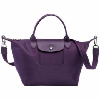 Longchamp Le Pliage Neo Small Handbag (Bilberry) Price Philippines