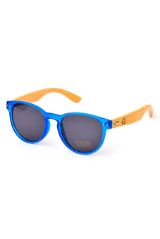 Bamboo Shades BX-S.R Sunglasses (Blue/Black) Price Philippines