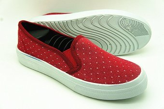 Harga Sol Coco Sneakers (Red)