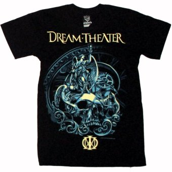 Dream Theater Logo T-shirt (nts) Price Philippines