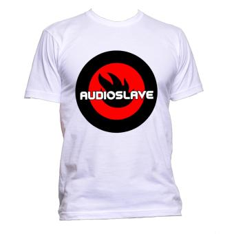 Fan Arena Audioslave Inspired Logo T-shirt (White) Price Philippines