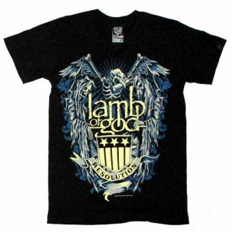 Lamb of God Resolution T-shirt (nts) Price Philippines