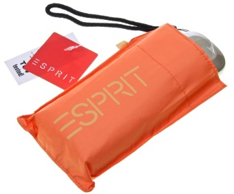 Harga ESPRIT Pocket Ultra-light Umbrella - Orange