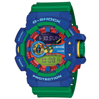 Casio G-Shock GA-400-2ADR Green Price Philippines