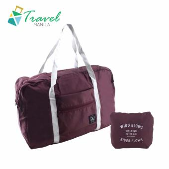 Weekeight Folding Carry Bag (Maroon) Price Philippines