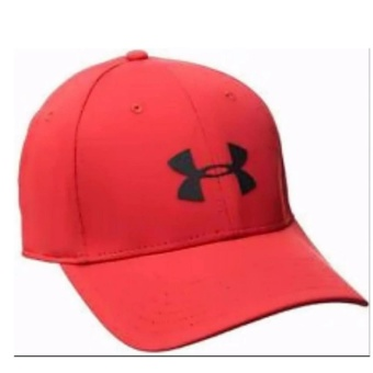 Harga Cap Mania Under Armour red