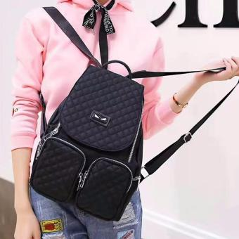 Ms moy tranding soft leather backpack Price Philippines