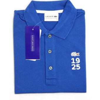 Lacoste Legende Rene 1925 Edition Men's Polo Shirt (Royal Blue) Price Philippines