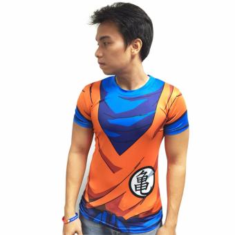 Harga Goku Supershirt (GOK01) Polyester