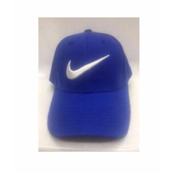 Harga NIKE (CHECK DESIGN) - BLUE
