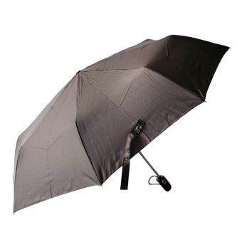 Harga Esprit Umbrella Easymatic Solid Umbrella (Black)
