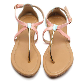 HDY Marie Flats Sandals (Pink) Price Philippines