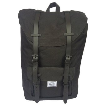 Herschel Supply Co. Little America Backpack (Black/Black Rubber) Price Philippines