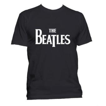 Fan Arena The Beatles Inspired T-shirt (Black) Price Philippines
