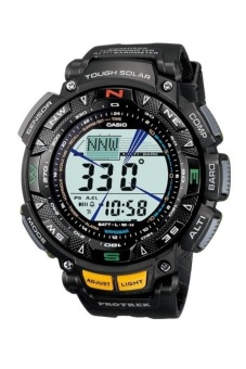 Harga Casio Pro Trek Black Watch PRG-240-1