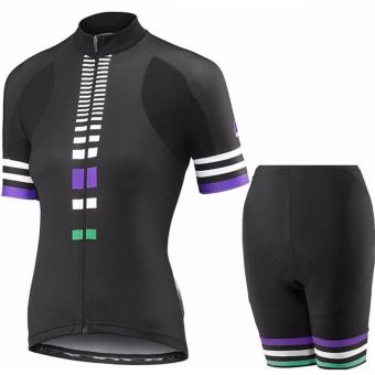 Harga Fortress Bike Cycling liv Jersey with Non Bib Short (LIV1)