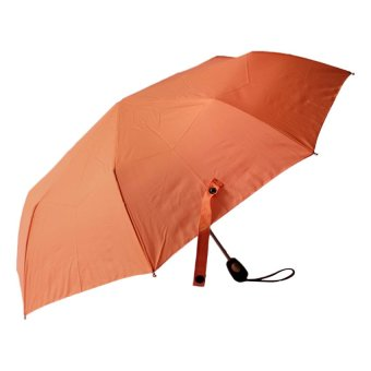 Harga Esprit Umbrella Mini Tecmatic Solid Umbrella (Coral Peach)