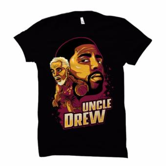 Harga Men's NBA Basketball T-Shirt (Kyrie Irvingt, Uncle Drew)