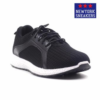 New York Sneakers Terrance Rubber Shoes(BLACK) Price Philippines