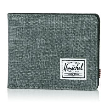 Herschel Hank Wallet/ Coin Charcoal Price Philippines