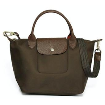 Longchamp Le Pliage Neo Small Handbag (Coffee) Price Philippines
