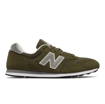 Harga New Balance Unisex Q117 LFS 373 T3 Sneakers (Olive)