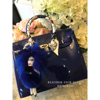 Harga Beachkin Jellybag (Royal Blue)