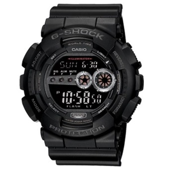Casio G-Shock GD-100-1B Black Price Philippines