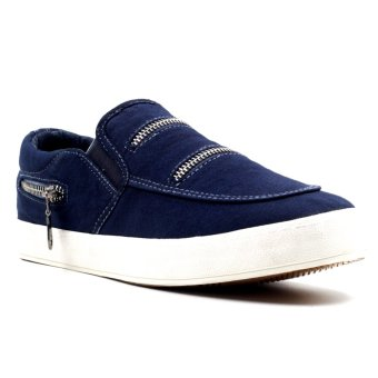 New York Sneakers Yianni (Navy) Price Philippines