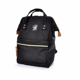 Harga Anello Medium Backpack (Pure Black)