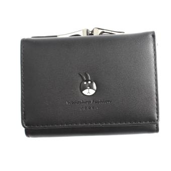 Harga Rabbit Design Leather Wallet