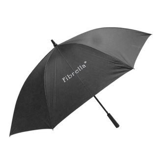 Harga Fibrella Umbrella F00331 (Black)