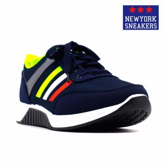 New York Sneakers Bartlett Rubber Shoes(NAVY) Price Philippines