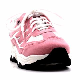 New York Sneakers Cyndi Rubber Shoes(PINK) Price Philippines