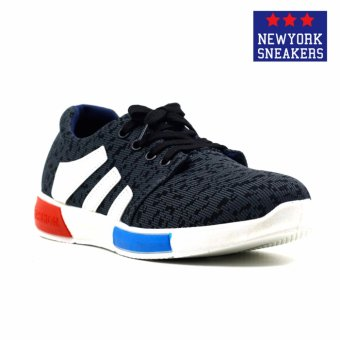New York Sneakers Byron Rubber Shoes(GREY) Price Philippines