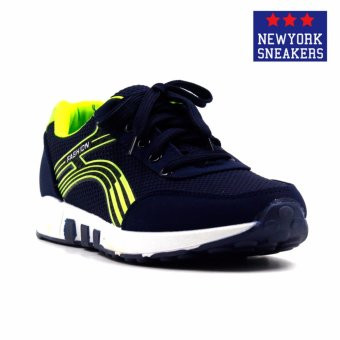 New York Sneakers Tom Rubber Shoes(NAVY) Price Philippines