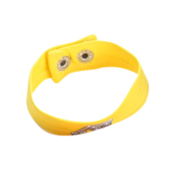 Harga Sexy Men's Male Underwear Thong Mention Ring Bracelet Yellow