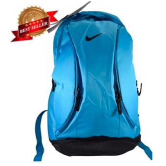 Harga Back pack Nike Dual Zipper North Lakes (Sky Blue)