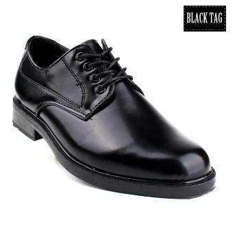 Harga Black Tag Ben Lace up School Shoes / Formal Shoes (Black)