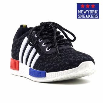 New York Sneakers Bronwen Rubber Shoes(BLACK) Price Philippines