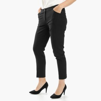 SM Woman Career Slim Pants (Black) Price Philippines