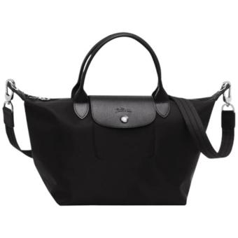 Longchamp Le Pliage Neo Small Handbag (Black) Price Philippines