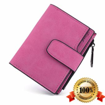 Authentic Baelerry Short Wallet (Credit card holder + Coin Purse) ROSE PINK Price Philippines