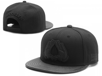 Cayler&Sons Black Label Brooklyn Men's Fashion Snapback Cap - Intl Price Philippines