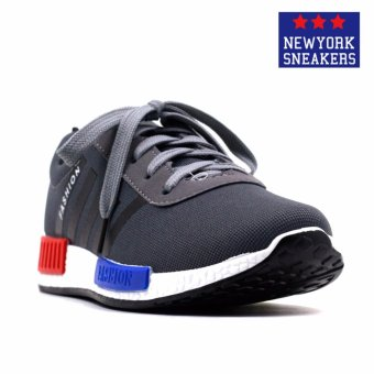 New York Sneakers Baldwin Rubber Shoes(GREY) Price Philippines