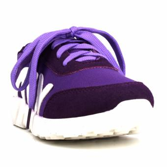 New York Sneakers Abi Rubber Shoes(PURPLE) Price Philippines