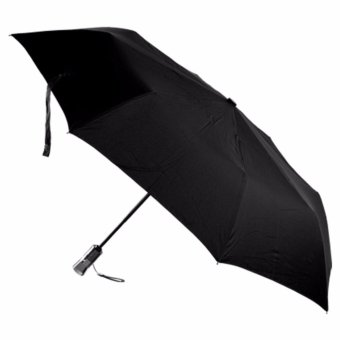 Harga Fibrella Umbrella F00383 (Black)