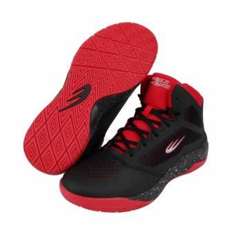 Harga World Balance Court Master MS (Black Red)
