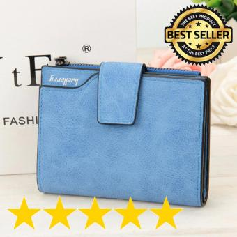 Authentic Baellerry Short Wallet (Multi Function Purse) BLUE Color Price Philippines